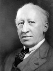 Author photo. Ernest Newman, c. 1905