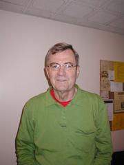 Author photo. Donald J. Albers
