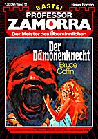 Der Dämonenknecht by Bruce Coffin