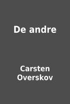 De andre by Carsten Overskov
