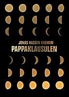 Pappaklausulen : roman by Jonas Hassen…