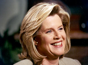 "Author photo. from US gov't - <a href=""http://clinton4.nara.gov/WH/EOP/VP_Wife/megspeeches.html""> NARA website </a>"