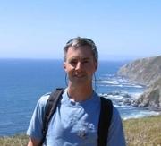 Author photo. UC-Berkeley