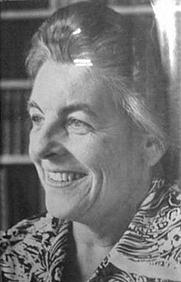 Author photo. Margaret Edith Newman Potter