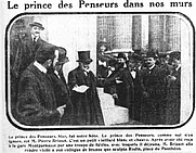 Author photo. By Journal le Figaro - Journal le Figaro de 1909, CC BY-SA 3.0, <a href=&quot;https://commons.wikimedia.org/w/index.php?curid=6749362&quot; rel=&quot;nofollow&quot; target=&quot;_top&quot;>https://commons.wikimedia.org/w/index.php?curid=6749362</a>