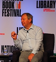 """Author photo. reading at the National Book Festival, Washington, D.C. By slowking4 - Own work, GFDL 1.2, <a href=""""https://commons.wikimedia.org/w/index.php?curid=72267085"""" rel=""""nofollow"""" target=""""_top"""">https://commons.wikimedia.org/w/index.php?curid=72267085</a>"""