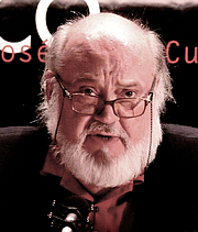 Author photo. José Luis Cuerda, director de cine español.