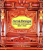 Art and Design in Europe and America,…