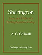 Sherington : fiefs and fields of a…