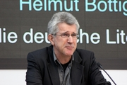 "Author photo. Helmut Böttiger, Leipzig Book Fair 2013 By Lesekreis - Own work, CC0, <a href=""https://commons.wikimedia.org/w/index.php?curid=25194076"" rel=""nofollow"" target=""_top"">https://commons.wikimedia.org/w/index.php?curid=25194076</a>"