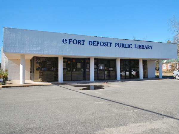 Fort Deposit Public Library In Fort Deposit Al Librarything Local