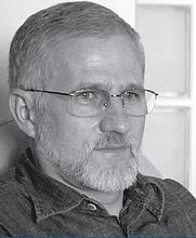 Author photo. Charles Kiefer (divulgação)