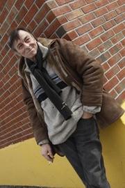 Author photo. Le Devoir