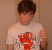Author photo. Courtesy of <a href=&quot;http://www.bloomsbury.com&quot;>Bloomsbury</a>