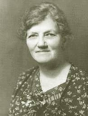 Author photo. Anne Carroll Moore