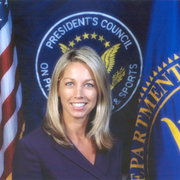 Author photo. Source: US President's Council on  < br> Physical Fitness and Sports