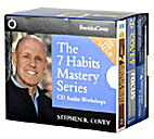 10 Cd's on Audio Books (Mastering the 7…