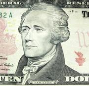 "Author photo. Via <a href=""http://commons.wikimedia.org/wiki/Image:Hamilton_Alexander_Portrait_10_dollar_banknote.JPG"">Wikimedia Commons</a>"