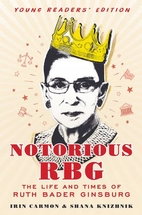 Notorious RBG Young Readers' Edition:…