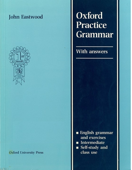 Oxford practice grammar : with answers | Resource Room