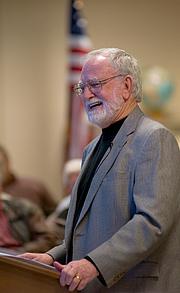 Author photo. Eastern Washington University
