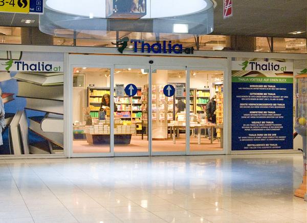 Thalia Buchhandlung Wien Mitte W3 In Wien Vienna Librarything Local