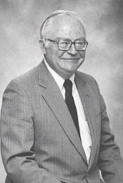 Author photo. David Herlihy (1930-1991)