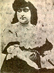 Author photo. Tadj es-Saltaneh, daughter of Nasser al-Din Shah Qajar - Photo uncredited