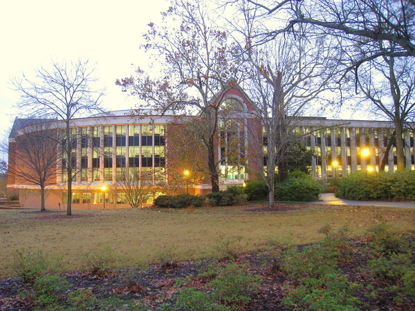 ralph brown draughon library auburn university