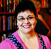 Author photo. <A HREF=&quot;http://flickr.com/photos/markcoggins/2442631757/in/set-72157604716295597/&quot;>Photo by Mark Coggins</A>