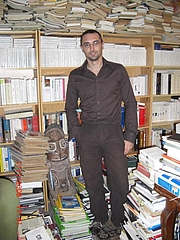 Author photo. By Marc Lefrançois - Marc Lefrançois, CC BY-SA 3.0, <a href=&quot;//commons.wikimedia.org/w/index.php?curid=15929737&quot; rel=&quot;nofollow&quot; target=&quot;_top&quot;>https://commons.wikimedia.org/w/index.php?curid=15929737</a>