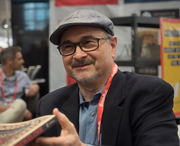 """Author photo. Jim Auchmutey at BookExpo at the Javits Center in New York City, May 2019. By Rhododendrites - Own work, CC BY-SA 4.0, <a href=""""https://commons.wikimedia.org/w/index.php?curid=79387553"""" rel=""""nofollow"""" target=""""_top"""">https://commons.wikimedia.org/w/index.php?curid=79387553</a>"""