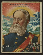 Author photo. Cigarette card (courtesy of the <a href=&quot;http://digitalgallery.nypl.org/nypldigital/id?1205416&quot;>NYPL Digital Gallery</a>; image use requires permission from the New York Public Library)