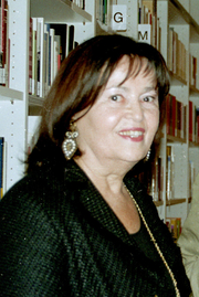 Author photo. Wikipedia, Foto: Michael Lucan / Lizenz: CC BY-3.0