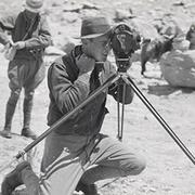 Author photo. The Tibet Album