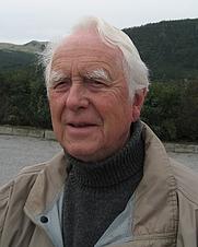 Author photo. Ola Jonsmoen (2007)