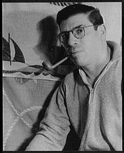 Author photo. photographed by Carl Van Vechten, 1937 Dec. 28