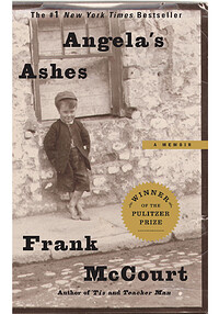 the education in 1940s ireland in angelas ashes a book by frank mccourt Frank mccourt - writing about poverty and national book critics circle 1997 bill o'reilly interview of 'angela's ashes' author frank mccourt.