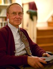 Author photo. Matthew E Clowney