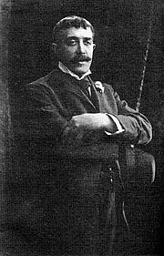 Author photo. Jean Lorrain [credit: Wikimedia Commons]