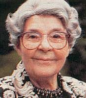 Author photo. Ellis Peters (Edith Pargeter), 1913-1995