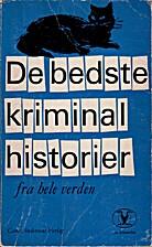 De ¤bedste kriminalhistorier fra hele…