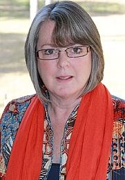 Author photo. Cassie Dandridge Selleck