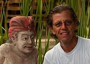Author photo. Heinz von Holzen
