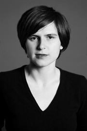 """Author photo. Portrait of Judith Schalansky by Petra Kossmann. Taken from <a href=""""http://www.atlas-der-abgelegenen-inseln.de/downloads/23/jschalansky.jpg"""" rel=""""nofollow"""" target=""""_top"""">http://www.atlas-der-abgelegenen-inseln.de/downloads/23/jschalansky.jpg</a>."""