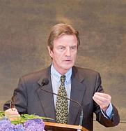 Author photo. Bernard Kouchner