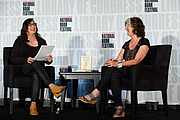 "Author photo. Barbara Kingsolver speaks on the Fiction Stage with NPR's Mandalir del Barco at the National Book Festival, August 31, 2019. Photo by Shawn Miller/Library of Congress. By Library of Congress Life - 20190831SM1318.jpg, CC0, <a href=""https://commons.wikimedia.org/w/index.php?curid=82899316"" rel=""nofollow"" target=""_top"">https://commons.wikimedia.org/w/index.php?curid=82899316</a>"