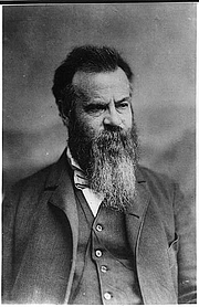 Author photo. John Wesley Powell (1834-1902)