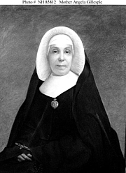 Author photo. Founder of the Holy Cross Nursing Sisters.