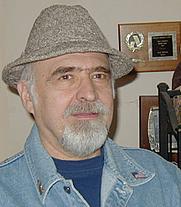 Author photo. Alfred Leonardi